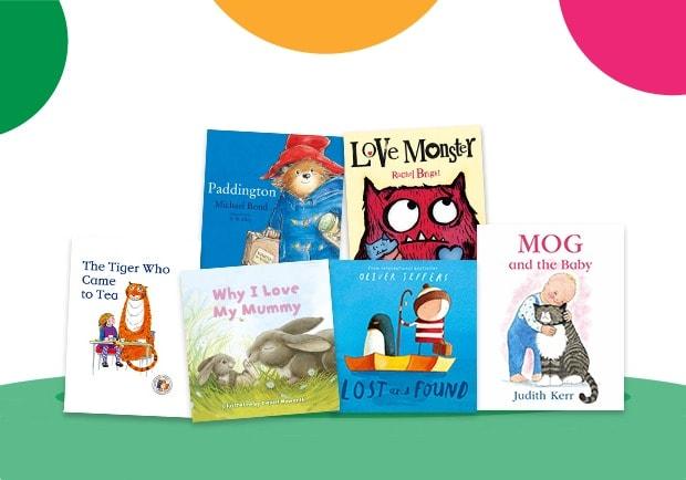 Classic children's books bundle